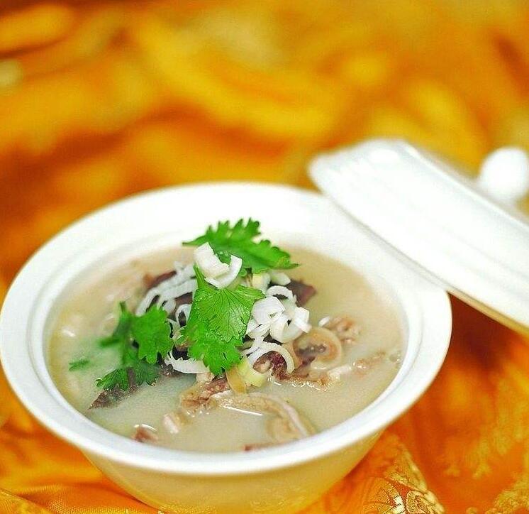 北卫羊杂汤