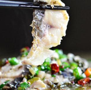 鱼说酸菜鱼鲜肉
