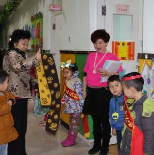 博樂幼兒園活動