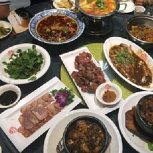 榮鵬烀餅的菜品