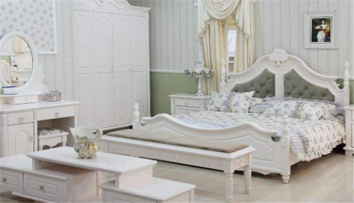 意多家具床