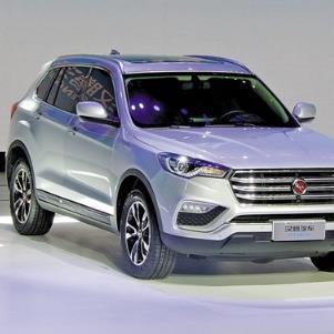 168中國二手車SUV