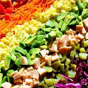 轻元素LoCal沙拉蔬菜