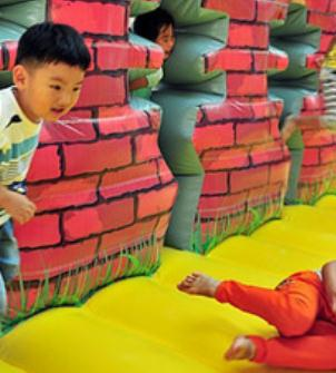 趣立方儿童职业体验馆