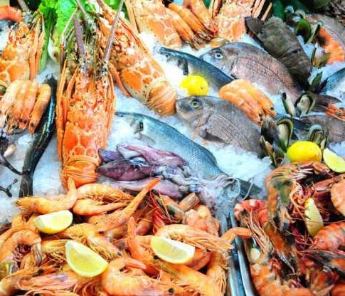 标记海鲜酒家大虾