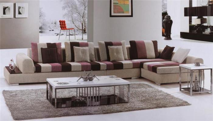 米思尼布藝沙發沙發
