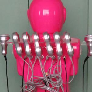 机器人减肥粉色