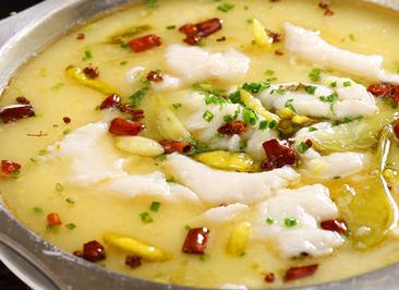 红火锅迷踪蟹酸菜鱼