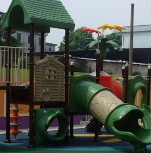 億童幼兒園游玩