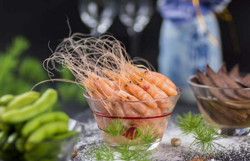 阿亮农家菜焖对虾