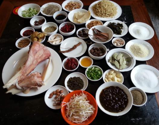 便襄阳菜馆特色菜
