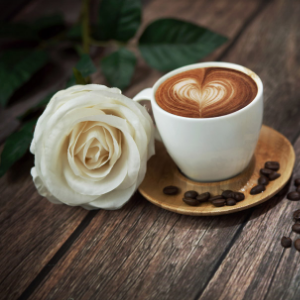 安琪莉可咖啡可口