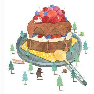 詩凡黎蛋糕