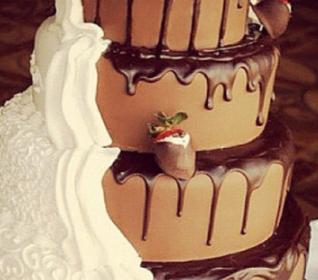 爱尚鲜花蛋糕