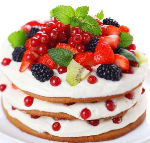 爱菲尔蛋糕