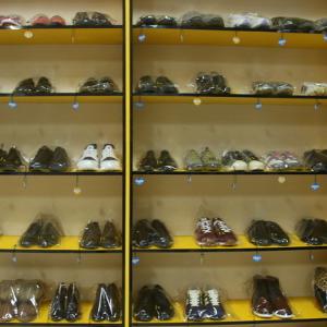 鞋之戀洗鞋整齊