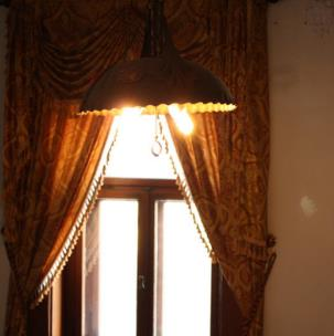 博客酒店窗帘
