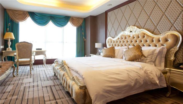 千禧大酒店公主床