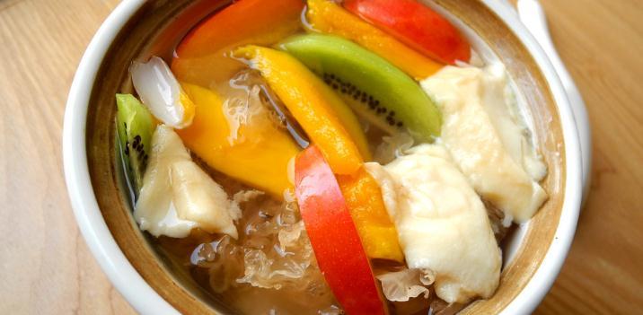 本茹素私房菜水果捞