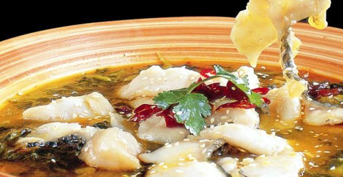赖子老壇酸菜鱼别有风味