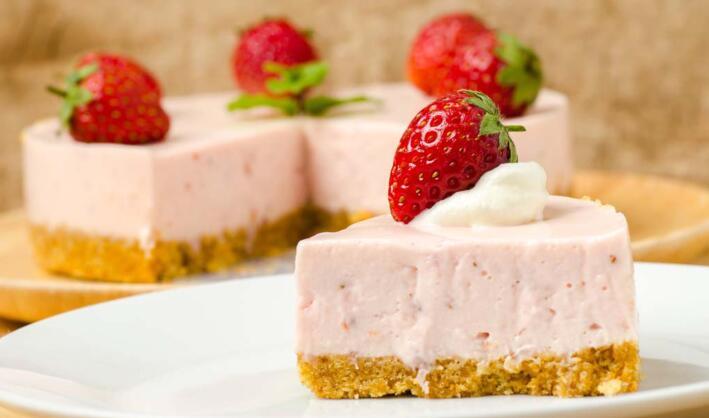 艾倍利蛋糕草莓味