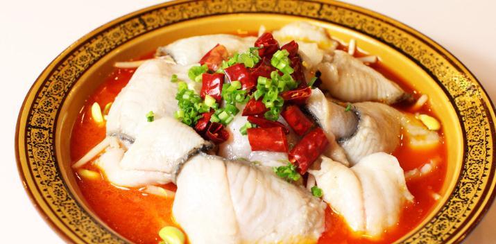 渔美人老坛子酸菜鱼肉多