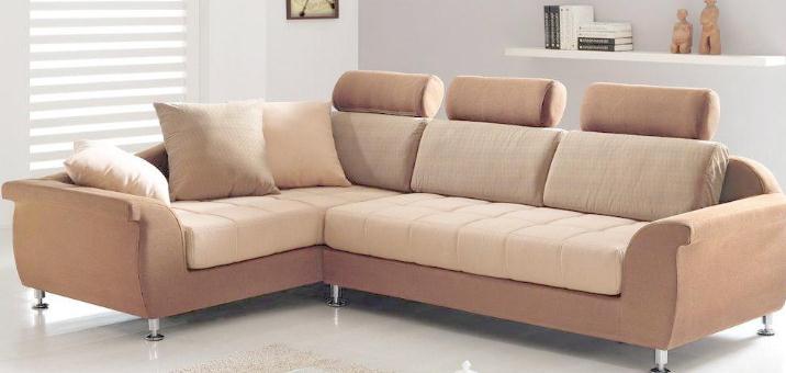 千禧布藝沙發簡潔