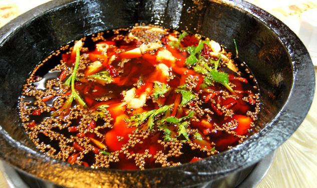巴山小馆酸菜鱼