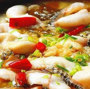 渔潭酸菜鱼加盟