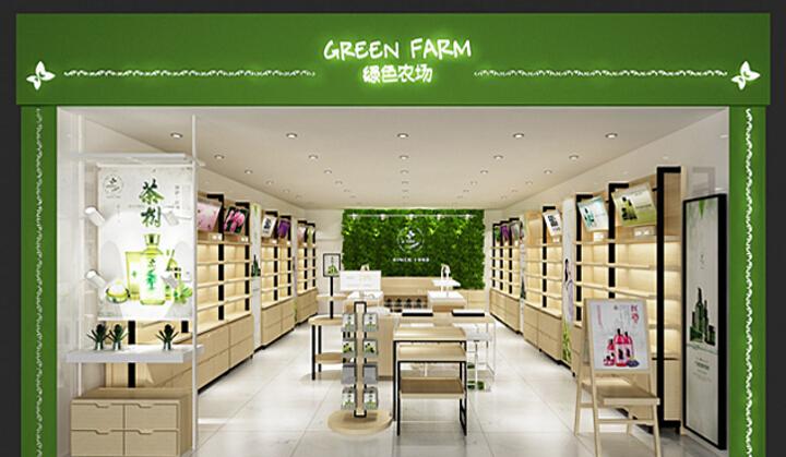 绿色农场加盟店