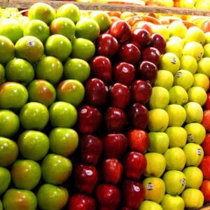 保丽水果超市苹果