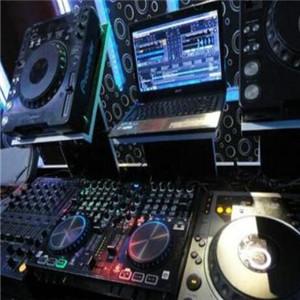 乐酷DJ打碟机