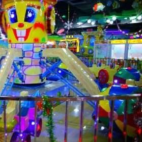 奇乐屿儿童乐园