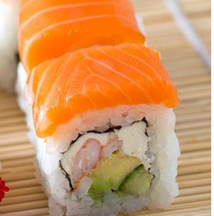 晓寿司生鱼片