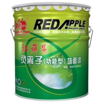 红苹果油漆墙面漆