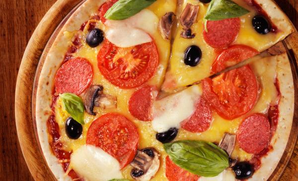 艾意焙芝现烤披萨