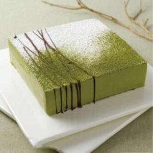 白川堂抹茶小蛋糕