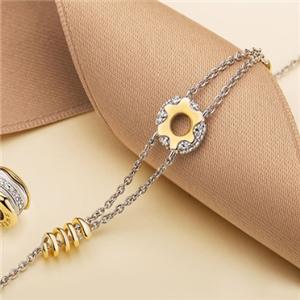 銀時代飾品手鏈