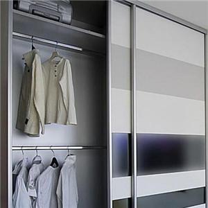 智能衣柜簡約
