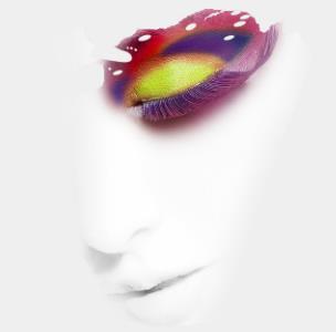 西子肖眼妆