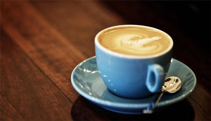 老友季咖啡生活館藍色