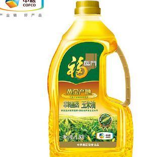 中粮粮油玉米油