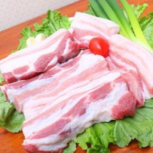 百胜粮食土猪肉