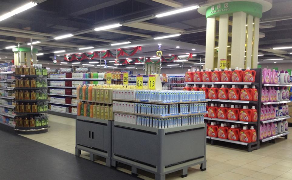 百芳斋生鲜便利超市安全