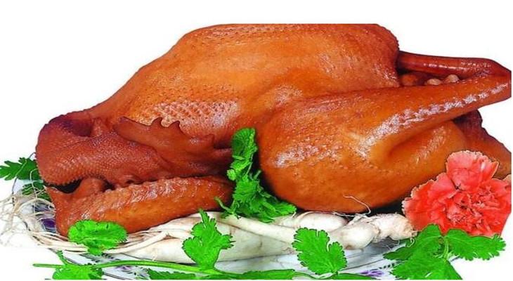 溝幫子燒雞