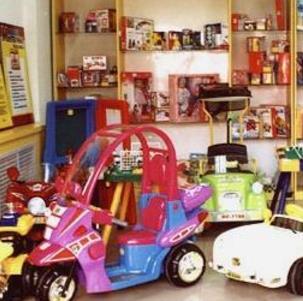 智慧鸟玩具租凭店汽车玩具