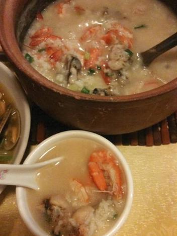 标记潮州砂锅粥加盟