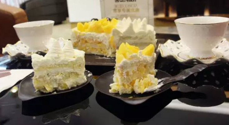 百芒甜品店蛋糕