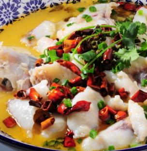 鱼趣老坛酸菜鱼可口