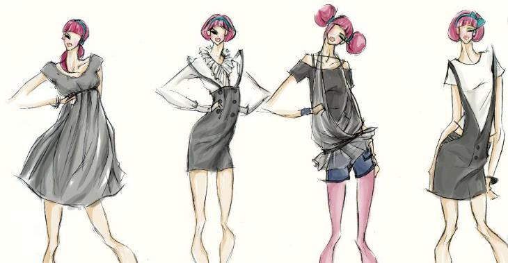 快魚服裝時尚